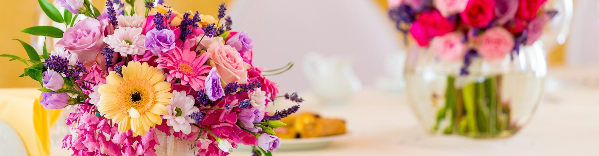 Oryginalna florystyka ślubna